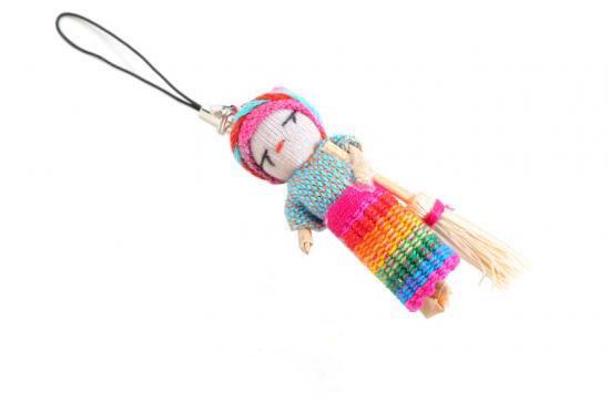アマラドール人形ストラップ(健康)