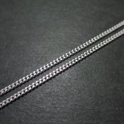 チェーンネックレス 45cm キヘイ 1.4mm  シルバー925