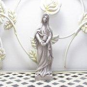 聖女 マグダラのマリア 聖像 ヴェズレー グレイ 卓上 置物 雑貨