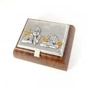 ラファエロの天使 ロザリオケース ボックス 小物入れ