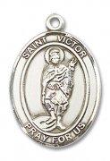 マルセイユの聖ヴィクトワール メダイ L/M/S スターリングシルバー製 ペンダント 【受注発注】