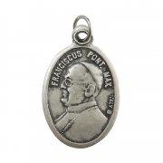 教皇フランシスコ  メダイ 法王 紋章 イタリア製
