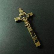 アンティーク  キリスト磔刑 十字架 クロス