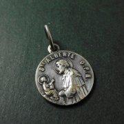トラパニの聖アルベルト キリスト メダイ  ヴィンテージ ラウンド  ペンダント