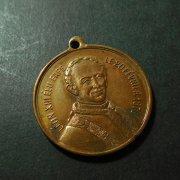 教皇レオ13世 教皇就任記念 アンティーク メダイ
