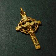 イエス・キリスト 磔刑 茨の冠 S ヴィンテージ 十字架