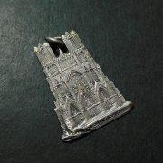 ランスの大聖堂 アンティークメダイ
