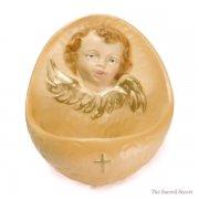 天使 聖水盤 シュテファン大聖堂 ウィーン 買付品