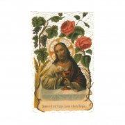 ホーリーカード レース  イエス・キリスト 聖杯 薔薇 イタリア製