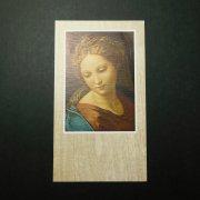 ヴィンテージ ホーリーカード  聖母