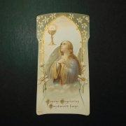 アンティーク ホーリーカード  天使と聖杯