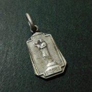 フランスの聖母 ピュイの聖母 アンティーク メダイ