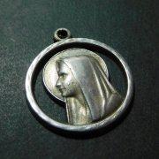 ルルドの聖母 ヴィンテージ メダイ