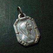 ルルドの聖母マリア ヴィンテージ メダイ