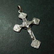 ルルドの聖母 十字架 クロス アンティーク
