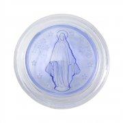 聖母マリア 不思議のメダイ ロザリオ ケース 小物入れ イタリア製