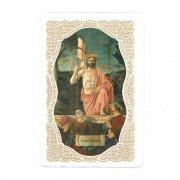 ホーリーカード レース キリストの復活 イタリア製