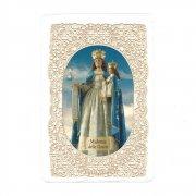 ホーリーカード レース 恵みの聖母 イタリア製