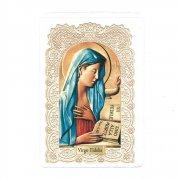 ホーリーカード レース 聖母 イタリア製