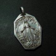 薔薇の聖母 メダイ  ヴィンテージ
