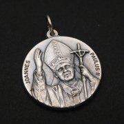 ローマ教皇 聖ヨハネ・パウロ2世 メダイ  ヴィンテージ