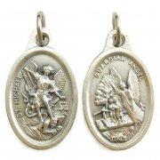 大天使ミカエル 守護天使 メダイ ◆ 戦い・警察の守護天使 イタリア製