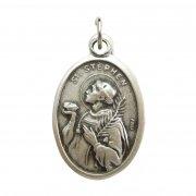 聖ステファノ メダイ ◆ 頭痛・石工屋の守護聖人