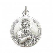 聖ヨセフと聖ユダ・タダイ メダイ ドイツ製