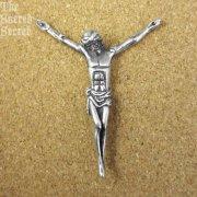 キリストの磔刑 ペンダント (シルバー)