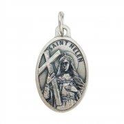 聖ヘレナ メダイ ◆ 考古学者・結婚問題の守護聖人 イタリア製