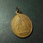 1521 ノートルダム・ドゥ・モンリジョンのアンティークメダイ