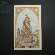 アンティーク ホーリーカード モンリジョンの聖母