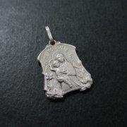 フルヴィエールの聖母 アンティークメダイ