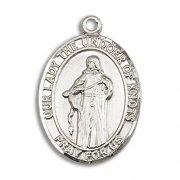 結び目を解く聖母マリア メダイ M ペンダント スターリングシルバー製 アメリカ製