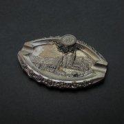 ルルドの聖母 アンティーク トレイ 灰皿