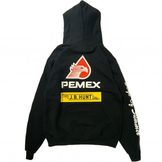 <img class='new_mark_img1' src='https://img.shop-pro.jp/img/new/icons1.gif' style='border:none;display:inline;margin:0px;padding:0px;width:auto;' />Boys of Summer Pemex hooded shirt Black
