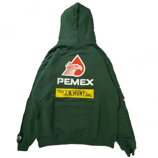 <img class='new_mark_img1' src='https://img.shop-pro.jp/img/new/icons1.gif' style='border:none;display:inline;margin:0px;padding:0px;width:auto;' />Boys of Summer Pemex hooded shirt Forest