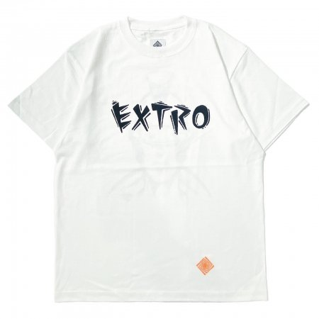 <img class='new_mark_img1' src='https://img.shop-pro.jp/img/new/icons1.gif' style='border:none;display:inline;margin:0px;padding:0px;width:auto;' />Alan Oldham for EXTRO Tshirt White