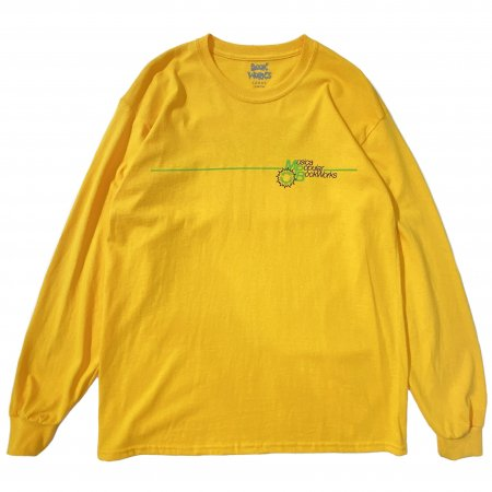 <img class='new_mark_img1' src='https://img.shop-pro.jp/img/new/icons1.gif' style='border:none;display:inline;margin:0px;padding:0px;width:auto;' />Book Works MPB gold longsleeve T