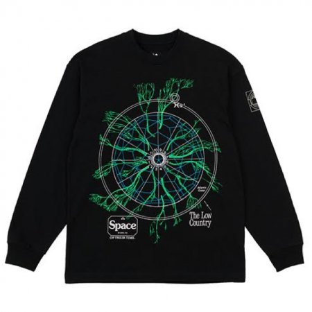 <img class='new_mark_img1' src='https://img.shop-pro.jp/img/new/icons1.gif' style='border:none;display:inline;margin:0px;padding:0px;width:auto;' />TTT Low country longsleeve Black