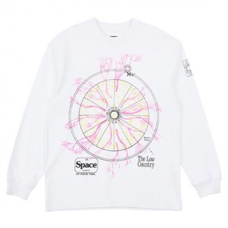 <img class='new_mark_img1' src='https://img.shop-pro.jp/img/new/icons1.gif' style='border:none;display:inline;margin:0px;padding:0px;width:auto;' />TTT Low country longsleeve White