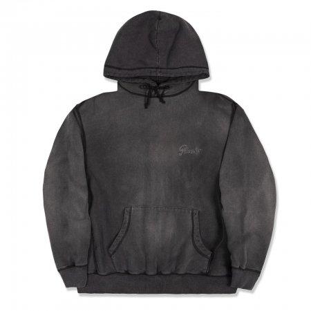 <img class='new_mark_img1' src='https://img.shop-pro.jp/img/new/icons1.gif' style='border:none;display:inline;margin:0px;padding:0px;width:auto;' />Awake NY Sunbleached logo hoodie Black