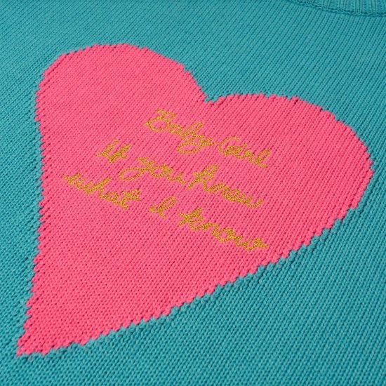 <img class='new_mark_img1' src='https://img.shop-pro.jp/img/new/icons1.gif' style='border:none;display:inline;margin:0px;padding:0px;width:auto;' />Awake NY Baby girl pullover Teal