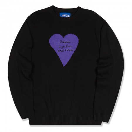 <img class='new_mark_img1' src='https://img.shop-pro.jp/img/new/icons1.gif' style='border:none;display:inline;margin:0px;padding:0px;width:auto;' />Awake NY Baby girl pullover Black
