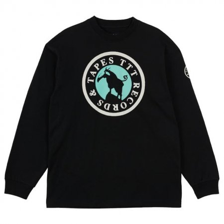 <img class='new_mark_img1' src='https://img.shop-pro.jp/img/new/icons1.gif' style='border:none;display:inline;margin:0px;padding:0px;width:auto;' />TTT Horned perican longsleeve Black