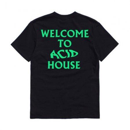 <img class='new_mark_img1' src='https://img.shop-pro.jp/img/new/icons1.gif' style='border:none;display:inline;margin:0px;padding:0px;width:auto;' />The Internatiiional Acid Tee Black/Neon Green