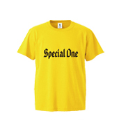 SPECIAL ONE LOGO T-SHIRTS