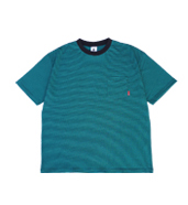 MICRO BORDER POCKET T-SHIRTS