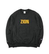 ZION Champion Revers Weave 12oz Crew Sweat