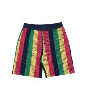 Marina Shorts Rasta Color